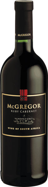 McGregor Ruby Cabernet 2018