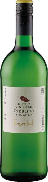 Weingut Espenhof Riesling - Liter