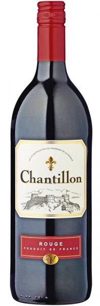 Vignerons de la Vicomte Chantillon Rouge 1 Liter 2020