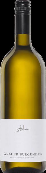 Weingut Diehl Diehl Grauer Burgunder 1 Liter 2020