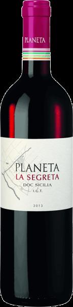 Planeta La Segreta rosso
