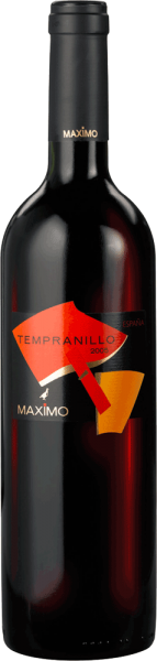 Bodegas Maximo Tempranillo 2015