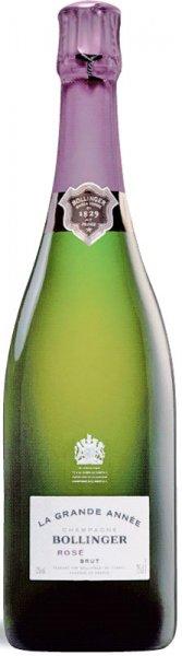 Champagne Bollinger Bollinger La Grande Année Rosé 2007
