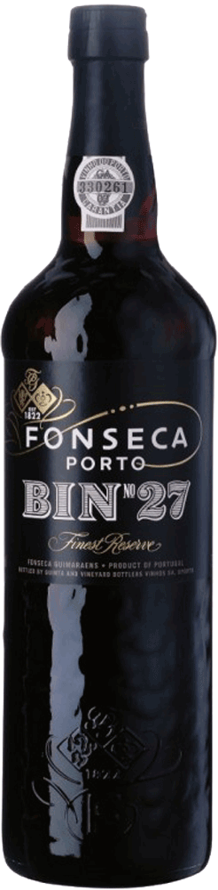 Fonseca Bin 27 Fine Reserve Port - halbe Flasche