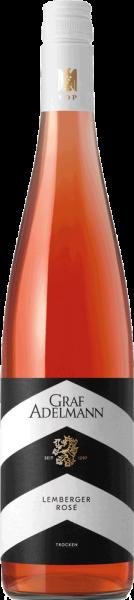Graf Adelmann Lemberger Rosé trocken