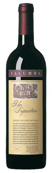Yalumba The Signature Cabernet Sauvignon / Shiraz 2015
