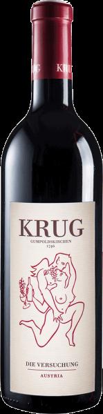 Weingut Krug Gumpoldskirchen Die rote Versuchung 2017