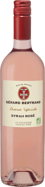 Gerard Bertrand Réserve Spéciale Syrah Rosé