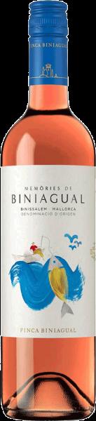 Memòries de Biniagual Rosé Rosato