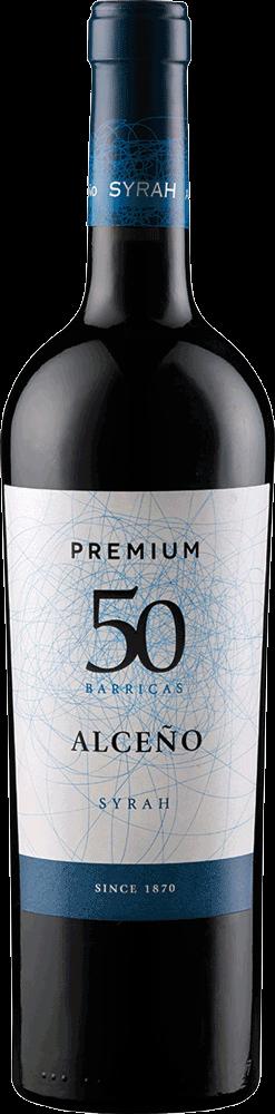 Alceno Syrah Premium 50 Barricas