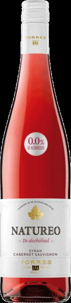 Miguel Torres Torres Natureo Roséwein Alkoholfrei 2019 - Alkoholfreier Wein