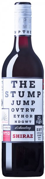 d'Arenberg The Stump Jump Shiraz