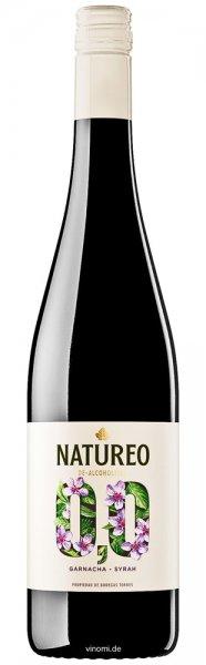 Miguel Torres Torres Natureo Syrah Rotwein Alkoholfrei 2020 - Alkoholfreier Wein