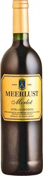Meerlust Wine Estate Meerlust Merlot 2016
