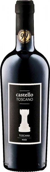 Castello Toscano Toscana Rosso 2017