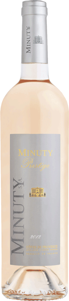 Chateau Minuty Prestige Rosé