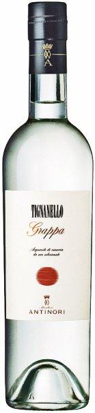 Tenuta Tignanello Antinori Tignanello Grappa 0,5 Liter