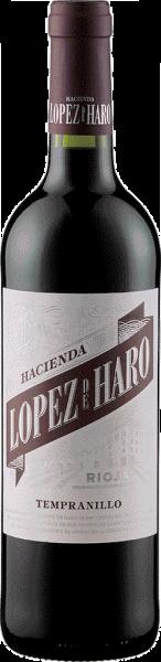 Lopez de Haro Tempranillo Rioja 2018