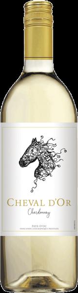 Cheval d'Or Chardonnay 1 Liter