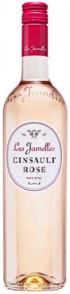 Les Jamelles Cinsault rosé