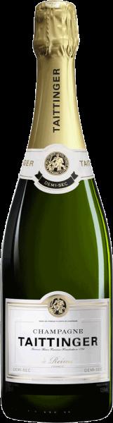 Champagne Taittinger Demi-Sec