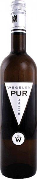 WeingĂĽter Wegeler Wegeler Pur Riesling 2018