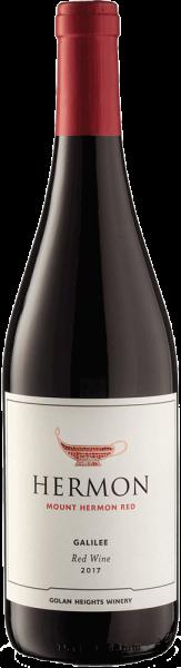Golan Heights Winery Yarden Mount Hermon Red Koscher Wein 2020