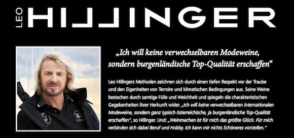leo hillinger